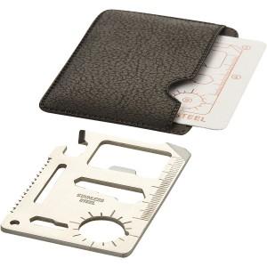 Saki 15 funkciós szerszámkártya, fekete